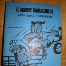 Tebeos: EL HOMBRE ENMASCARADO. Lote 27523933