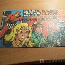 Tebeos: EL HOMBRE ENMASCARADO. COLECCION HEROES MODERNOS. SERIE A. Nº 41.. Lote 12075134