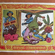 Tebeos: TOM BILL, Nº 7 - HISPANO AMERICANA 1954. Lote 7790886