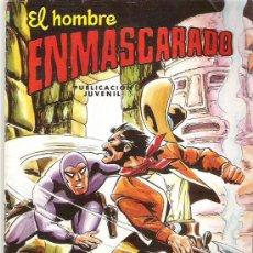 Tebeos: EL HOMBRE ENMASCARADO - EL ORO DE LOS INCAS *** NUM 50 1982. Lote 7860632