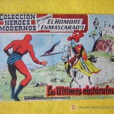 Tebeos: EL HOMBRE ENMASCARADO Nº 32 DE 1.958. Lote 26399455