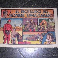 Tebeos: (M-1) EL PROTEGIDO DEL HOMBRE ENMASCARADO, EDT, H.AMERICANA, BARCELONA AÑOS 40. Lote 11970807