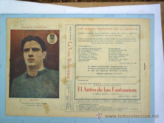 Tebeos: EL AVIADOR FANTASMA-JORGE Y FERNANDO -HISPANO AMERICANA - Foto 2 - 22120788