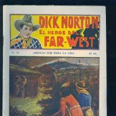 Tebeos: DICK NORTON. Nº 31. EL HEROE DEL FAR - WEST. .. Lote 8842538