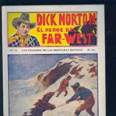 Tebeos: DICK NORTON. Nº 39. EL HEROE DEL FAR - WEST. .. Lote 8842554