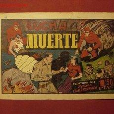 Tebeos: EL HOMBRE ENMASCARADO (H. AMERICANA - 1941) . Lote 25909234
