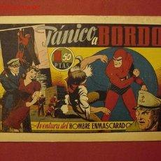 Tebeos: EL HOMBRE ENMASCARADO (H. AMERICANA - 1941) . Lote 27271705