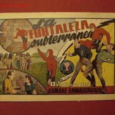 Tebeos: EL HOMBRE ENMASCARADO (H. AMERICANA - 1941). Lote 25909233