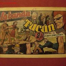 Tebeos: EL HOMBRE ENMASCARADO (H. AMERICANA - 1941) . Lote 25909232