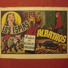 Tebeos: EL HOMBRE ENMASCARADO (H. AMERICANA - 1941). Lote 20475957