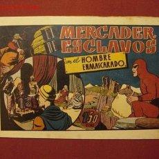 Tebeos: EL HOMBRE ENMASCARADO (H. AMERICANA - 1941). Lote 26084031
