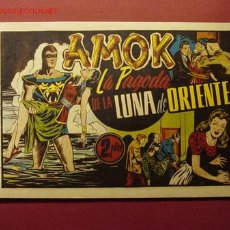 Tebeos: AMOK (H. AMERICANA - 1947).. Lote 27583537