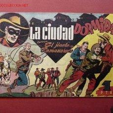 Tebeos: EL JINETE ENMASCARADO (H. AMERICANA - 1943).. Lote 27125808