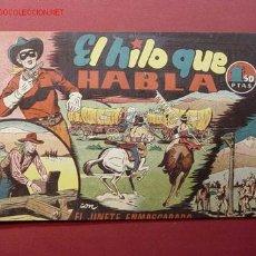 Tebeos: EL JINETE ENMASCARADO (H. AMERICANA - 1943).. Lote 27583536