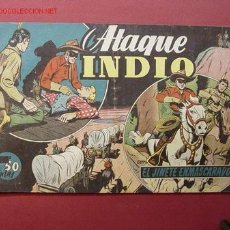 Tebeos: EL JINETE ENMASCARADO (H. AMERICANA - 1943).. Lote 27583535