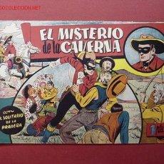 Tebeos: EL JINETE ENMASCARADO (H. AMERICANA - 1943).. Lote 27125804