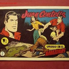 Tebeos: JUAN CENTELLA (H. AMERICANA - 1955) ... Nº 2. Lote 25841388