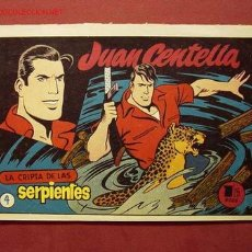 Tebeos: JUAN CENTELLA (H. AMERICANA - 1955) ... Nº 4. Lote 25841386