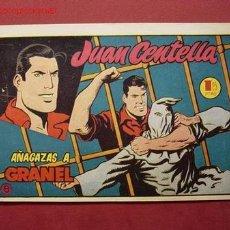 Tebeos: JUAN CENTELLA (H. AMERICANA - 1955) ... Nº 8. Lote 25841383
