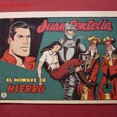 Tebeos: JUAN CENTELLA (H. AMERICANA - 1955) ... Nº 9. Lote 25841382