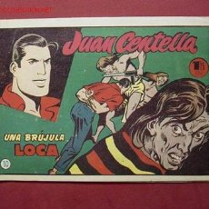 Tebeos: JUAN CENTELLA (H. AMERICANA - 1955) ... Nº 10. Lote 25841381