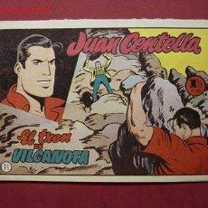 Tebeos: JUAN CENTELLA (H. AMERICANA - 1955) ... Nº 11. Lote 25841380