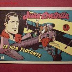 Tebeos: JUAN CENTELLA (H. AMERICANA - 1955) ... Nº 12. Lote 25841379