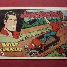 Tebeos: JUAN CENTELLA (H. AMERICANA - 1955) ... Nº 14. Lote 25841378