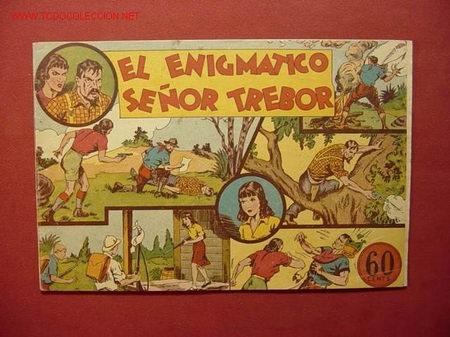 JORGE Y FERNANDO (H. AMERICANA) (Tebeos y Comics - Hispano Americana - Jorge y Fernando)