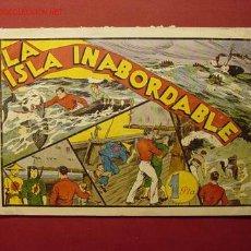 Tebeos: LA ISLA INABORDABLE (A.P.J) (H. AMERICANA). Lote 27125807