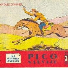 Tebeos: BÚFFALO BILL, Nº 30 - EDITORIAL HISPANO AMERICANA EN 1958 . Lote 10300963