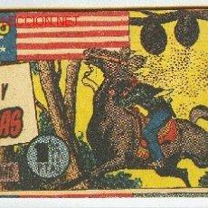 Tebeos: EL PEQUEÑO SHERIFF Nº 112 - EDICIONES HISPANO AMERICANA, S. A. ABEJAS Y HORMIGAS. Lote 3781640