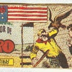 Tebeos: EL PEQUEÑO SHERIFF Nº 115 - EDICIONES HISPANO AMERICANA, S. A. EL BUSCADOR DE ORO. Lote 3014048