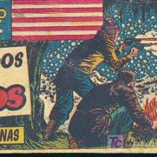 Tebeos: EL PEQUEÑO SHERIFF Nº133- EDICIONES HISPANO AMERICANA S.A- ASEDIADOS POR LOS LOBOS. Lote 3041430