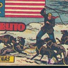 Tebeos: EL PEQUEÑO SHERIFF Nº134- EDICIONES HISPANO AMERICANA S.A- ESCORBUTO. Lote 3041443