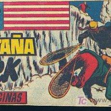 Tebeos: EL PEQUEÑO SHERIFF Nº135- EDICIONES HISPANO AMERICANA S.A- MONTAÑA JACK. Lote 8424539