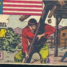 Tebeos: EL PEQUEÑO SHERIFF Nº137- EDICIONES HISPANO AMERICANA S.A- LOS CAMINOS DEL SEÑOR. Lote 3041493