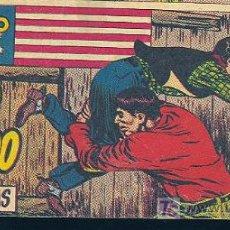 Tebeos: EL PEQUEÑO SHERIFF Nº138- EDICIONES HISPANO AMERICANA S.A- EL MALVADO. Lote 4439668