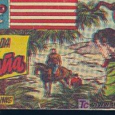 Tebeos: EL PEQUEÑO SHERIFF Nº140- EDICIONES HISPANO AMERICANA S.A- LA GENTE RUDA DE LA MONTAÑA. Lote 3041632
