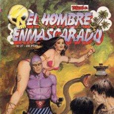 Tebeos: EL HOMBRE ENMASCARADO Nº27. Lote 16482544