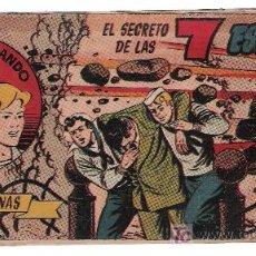 Tebeos: JORGE Y FERNANDO. HISPANO AMERICANA Nº 103. Lote 24585229