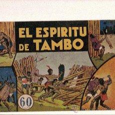 Tebeos: JORGE Y FERNANDO Nº13 DE HISPANO AMERICANA . Lote 22228536