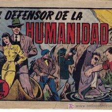 Tebeos: JUAN CENTELLA. H. AMERICANA. EL DEFENSOR DE LA HUMANIDAD. Lote 23172208