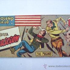 EL PEQUEÑO SHERIFF-N.103---HISPANO AMERICANA-ORIGINAL