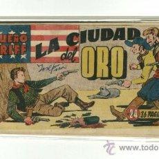 Tebeos: EL PEQUEÑO SHERIFF Nº 24 - LA CIUDAD DEL ORO - HISPANO AMERICANA DE EDICIONES. Lote 12718385
