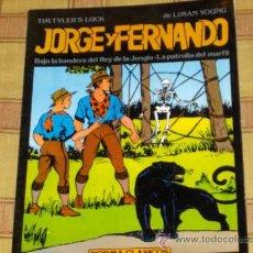Tebeos: NORMA CLÁSICOS Nº 1. JORGE Y FERNANDO DE TIM TYLER'S Y LIMAN YOUNG. 1982. 800 PTS. .. Lote 13475588