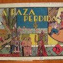 Tebeos: CARLOS EL INTREPIDO - LA RAZA PERDIDA - EDITORIAL HISPANO AMERICANA. Lote 11531931