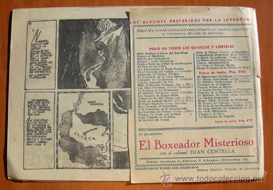 Tebeos: Carlos el intrepido - La raza perdida - Editorial Hispano Americana - Foto 2 - 11531931