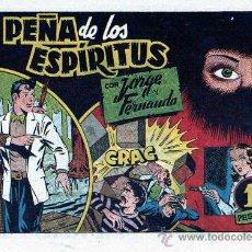 Tebeos: COMIC ORIGINAL JORGE Y FERNANDO Nº 80 COMO NUEVO. Lote 11960019