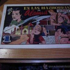 Tebeos: CARLOS EL INTREPIDO Nº 23 --ORIGINAL --. Lote 27463227